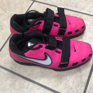 Nike Shoes - NIKE ROMALEO 2 WEIGHTLIFTING SHOES Men's Size 9